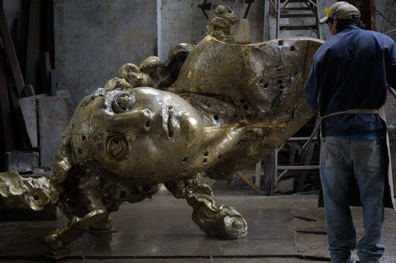 Javier Marín - sculptures