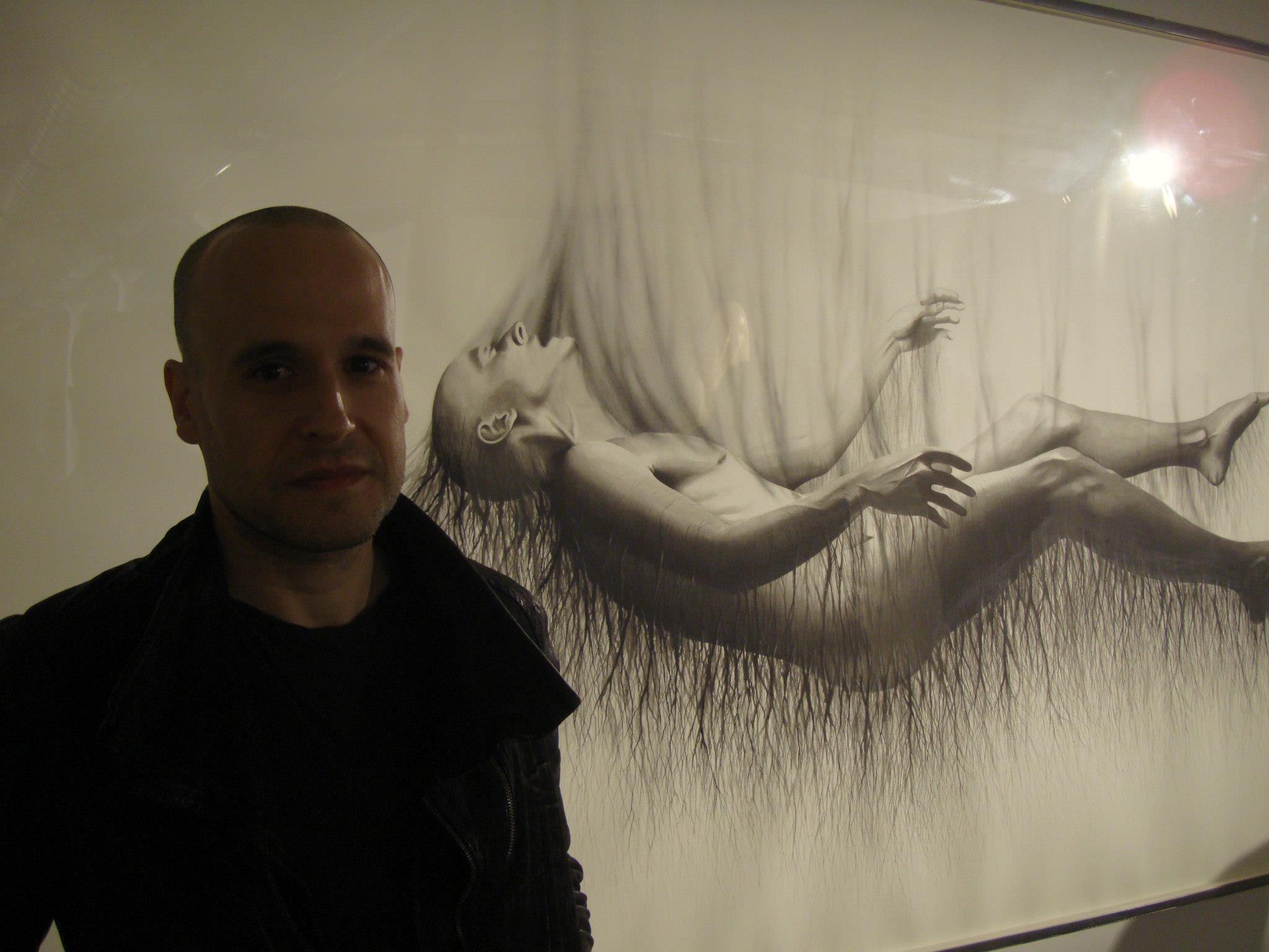 Javier Perez – portrait
