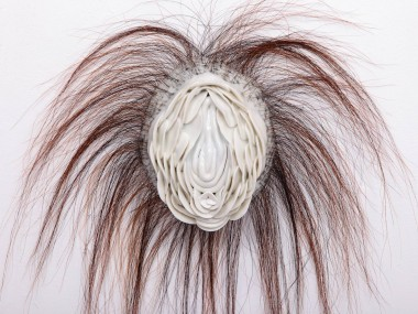 Juz Kitson – Changing Skin / Organic sculptures