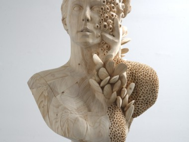 Morgan Herrin – Sculpture bois / Wood sculptures