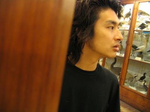 Motohiko Odani – portrait