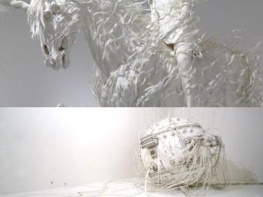 Motohiko Odani / Sculptures