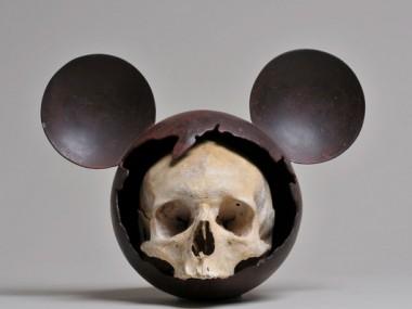 Nicolas Rubinstein – skull