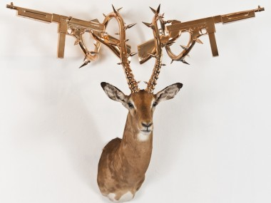Peter Gronquist – sculptures taxidermie