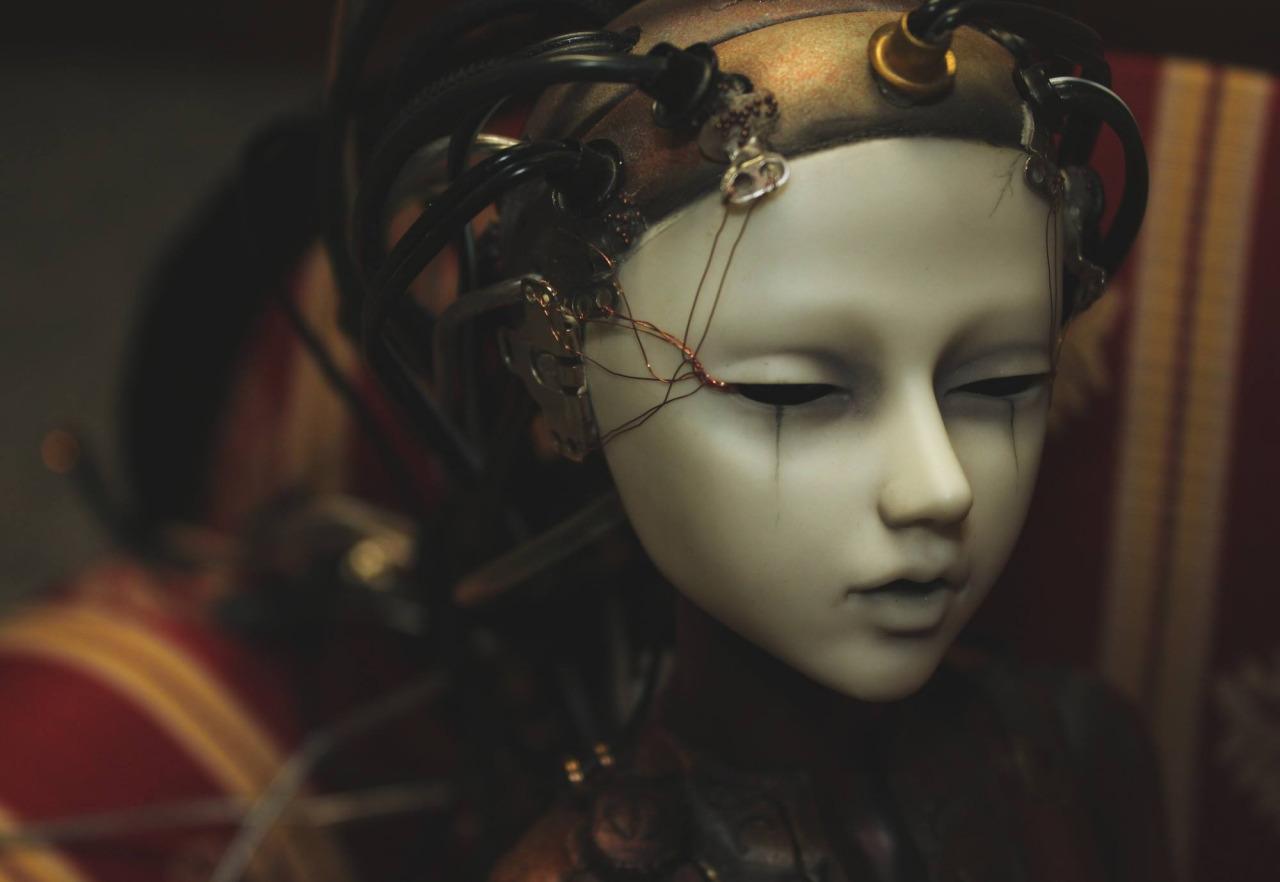 Rackus Ruckus – dolls art