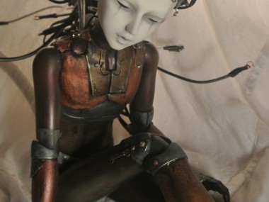 Steampunk Art Dolls de Rackus Ruckus – tumblr