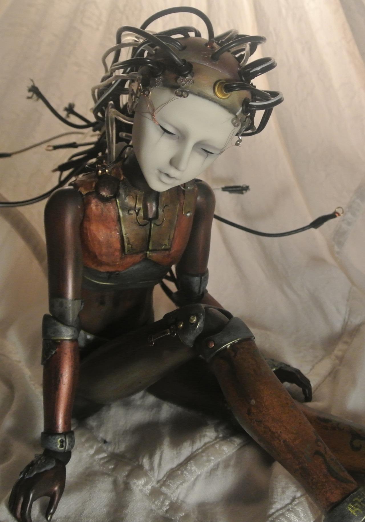 Steampunk Art Dolls de Rackus Ruckus – tumblr