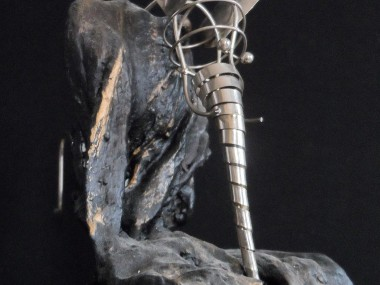 Thomas Christian – Sculpture – A vue de nez