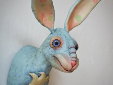 Valency Genis – Bestiaire sculptures – creature