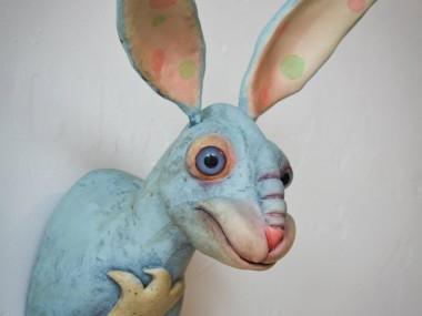 Valency Genis – Bestiaire sculptures – creature