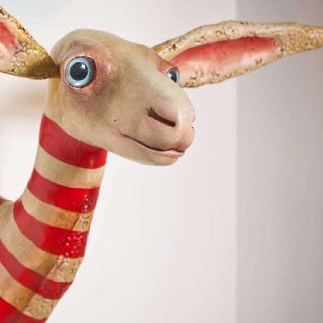 Valency Genis - Brackley / Bestiaire, trophée de chasse original / creatures