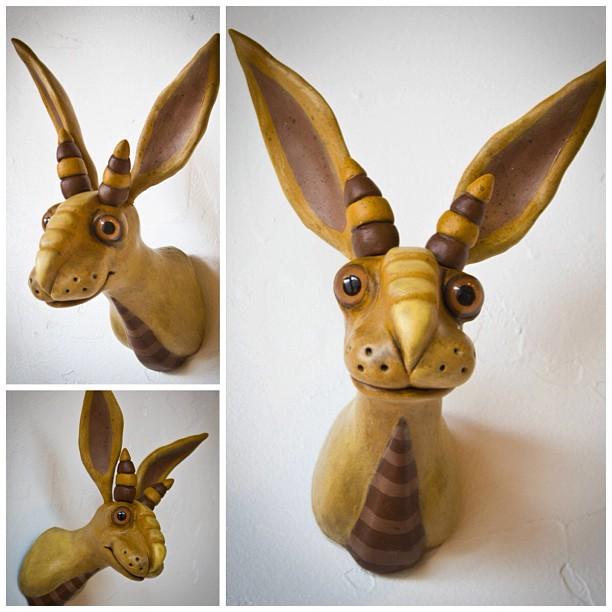 Valency Genis – Sweet Westley / Bestiaire, trophée de chasse original / creatures