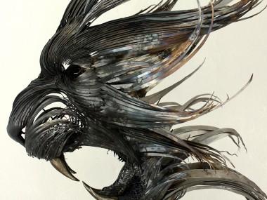 Selçuk Yılmaz – Steampunk sculptures Tiger
