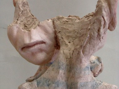 Anderson Lewis – Can I, Just Do It – Ceramic, Glazes – sculptures