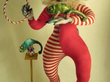 Carisa Swenson – Claude's Chameleon Carnival