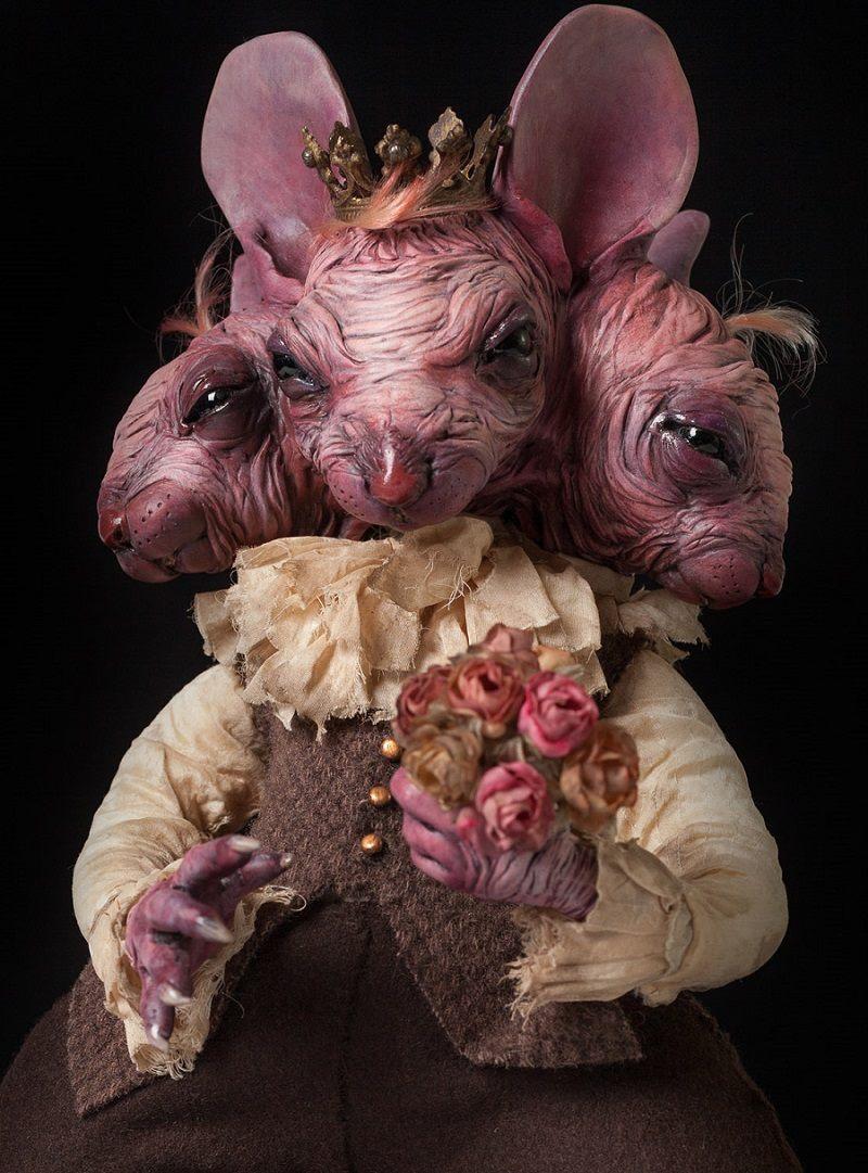 Carisa Swenson sculptures