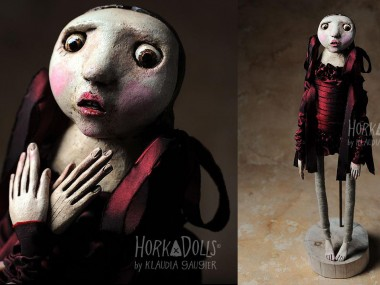 HORKA DOLLS – Art dolls sculptures crea