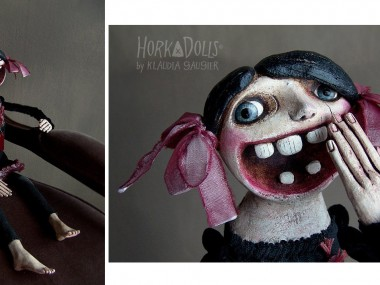 HORKA DOLLS – Art dolls sculptures pologne