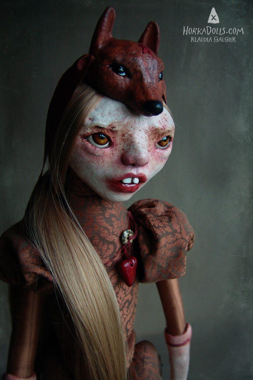 HORKA DOLLS – Klaudia Gaugier dolls