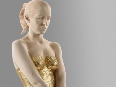 Matthias Verginer – corypantha / wood sculptures