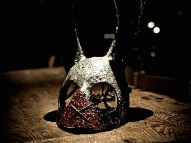 Paul Toupet – Mask – Serial Rabbits / sculptures