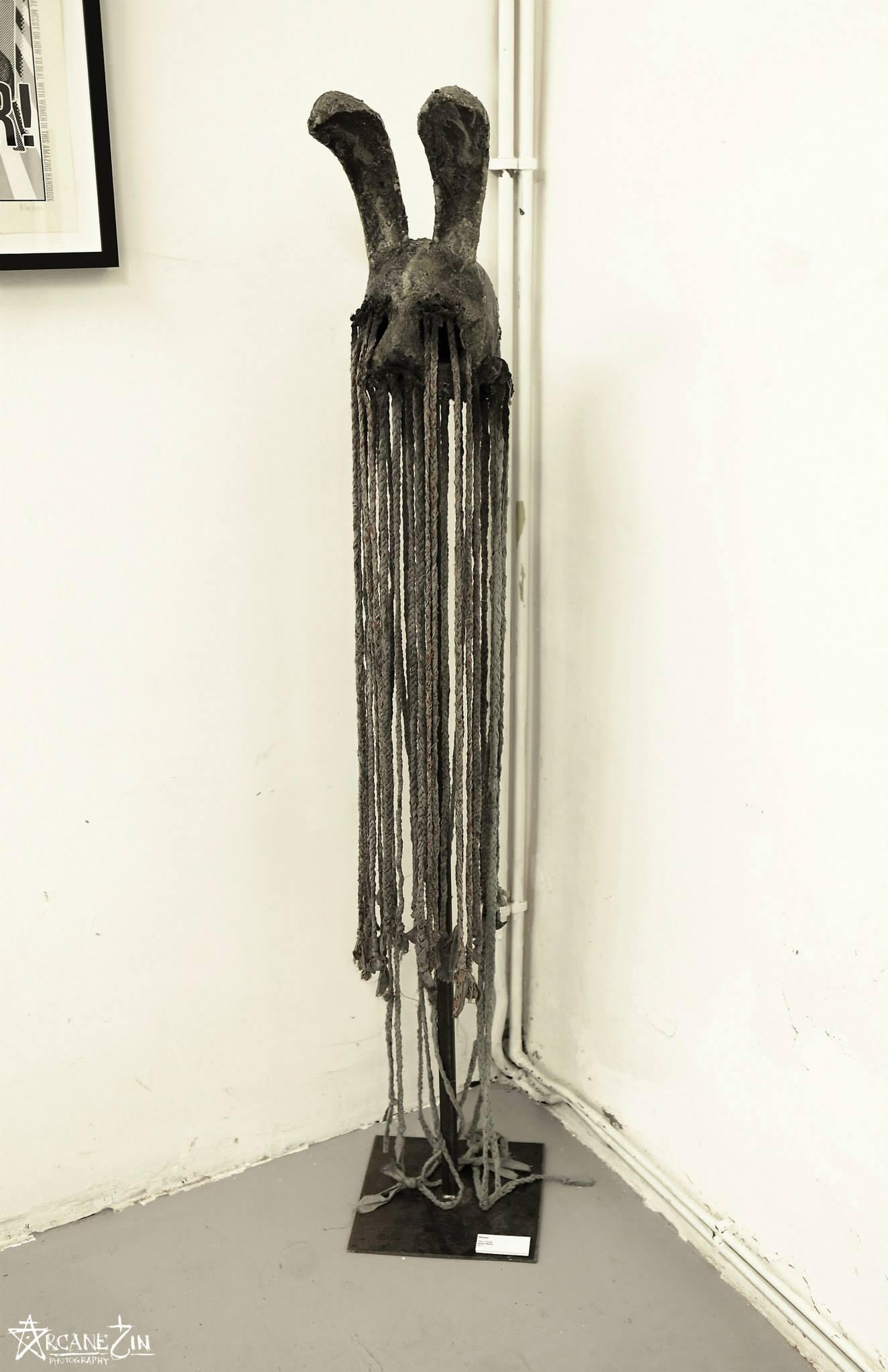 Paul Toupet – Sculpture – Copyright © Arcane Sin 2013