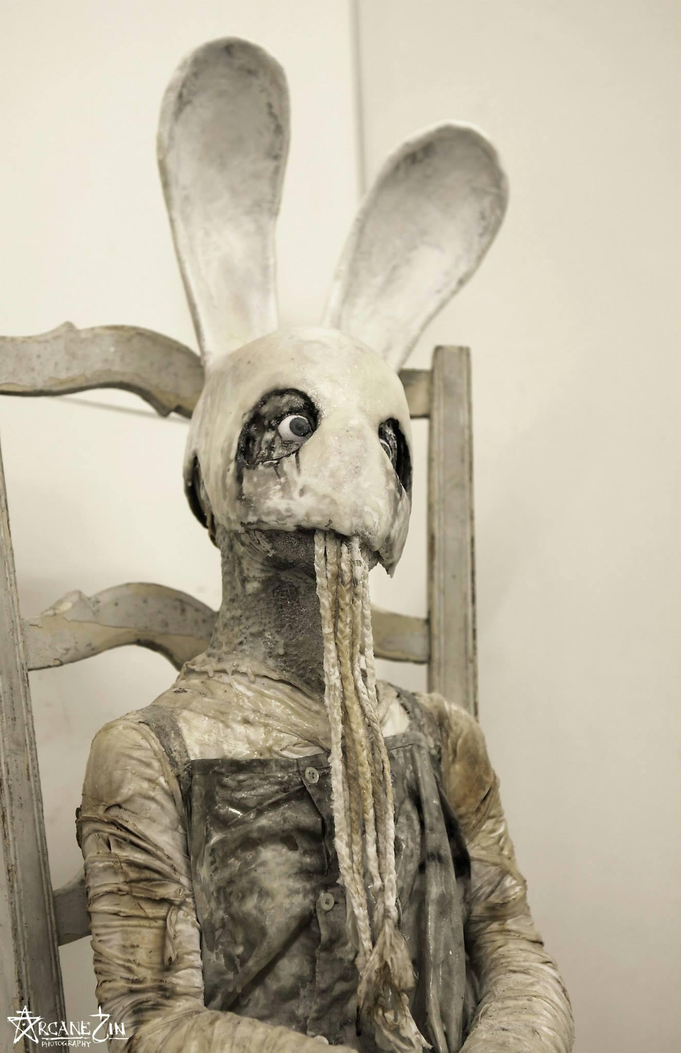 Paul Toupet – Sculptures Copyright © Arcane Sin 2013