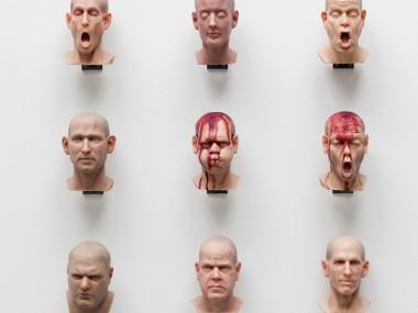 Richard Stipl – Breathe You Fucker – sculptures
