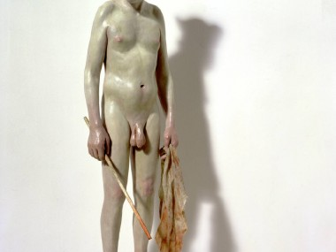 Richard Stipl – Giant Slayer – sculptures