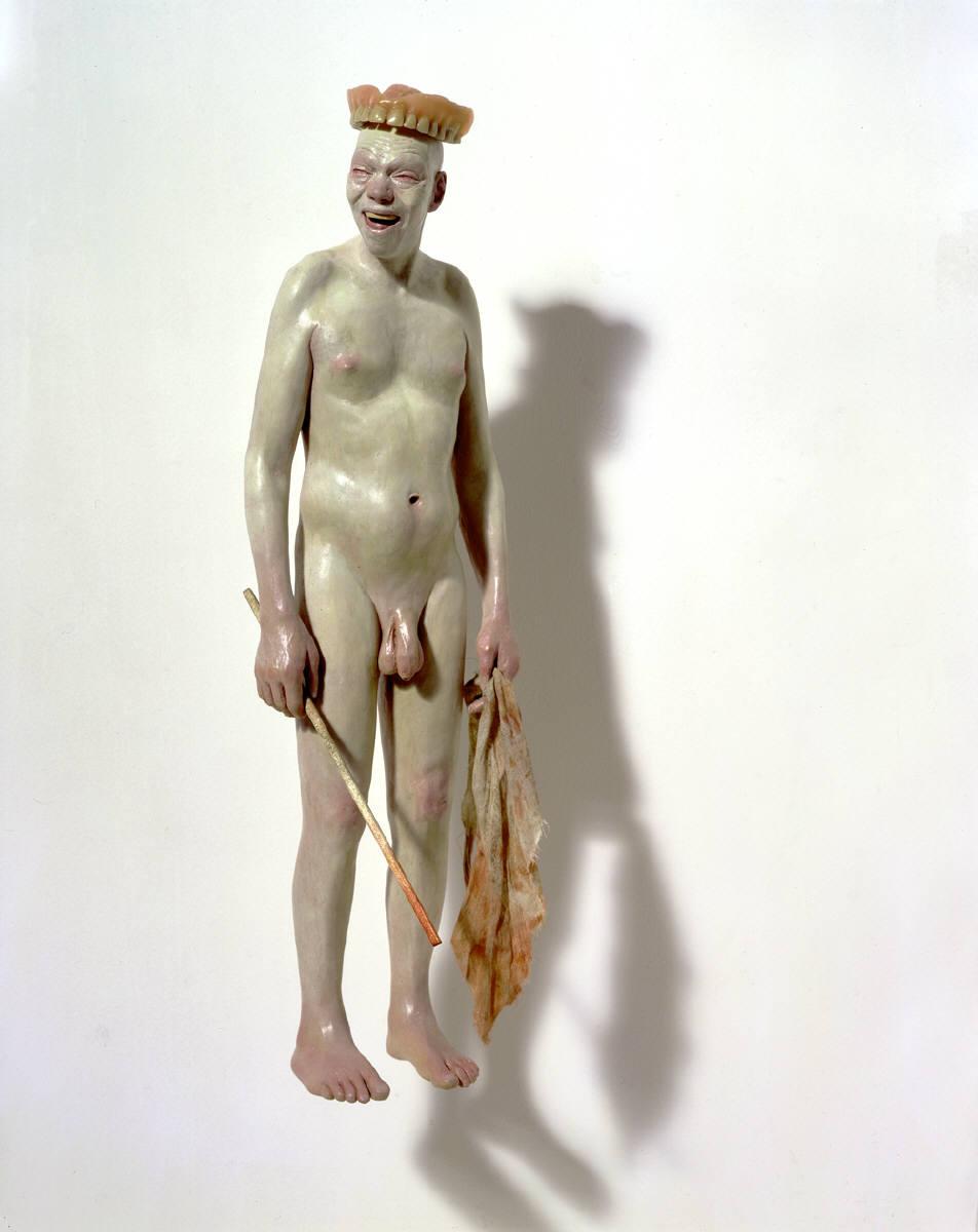 Richard Stipl – Giant Slayer – sculptures