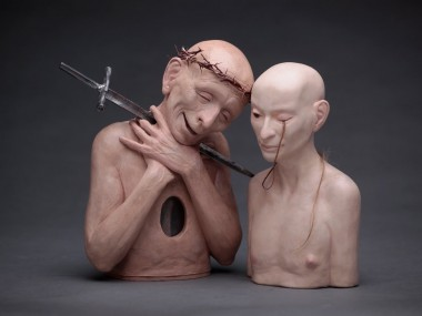 Richard Stipl – sculptures  – heretic