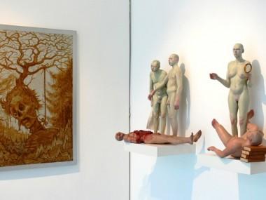 Richard Stipl – sculptures – savant