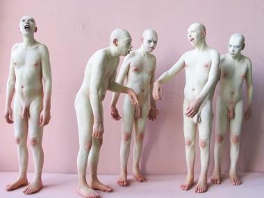 Richard Stipl – sculptures