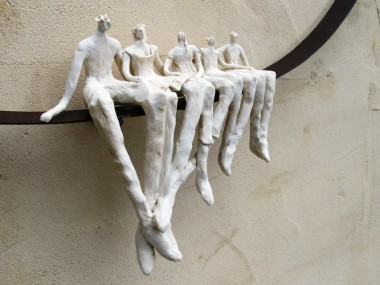 Roser Oter – sculptures figuratives