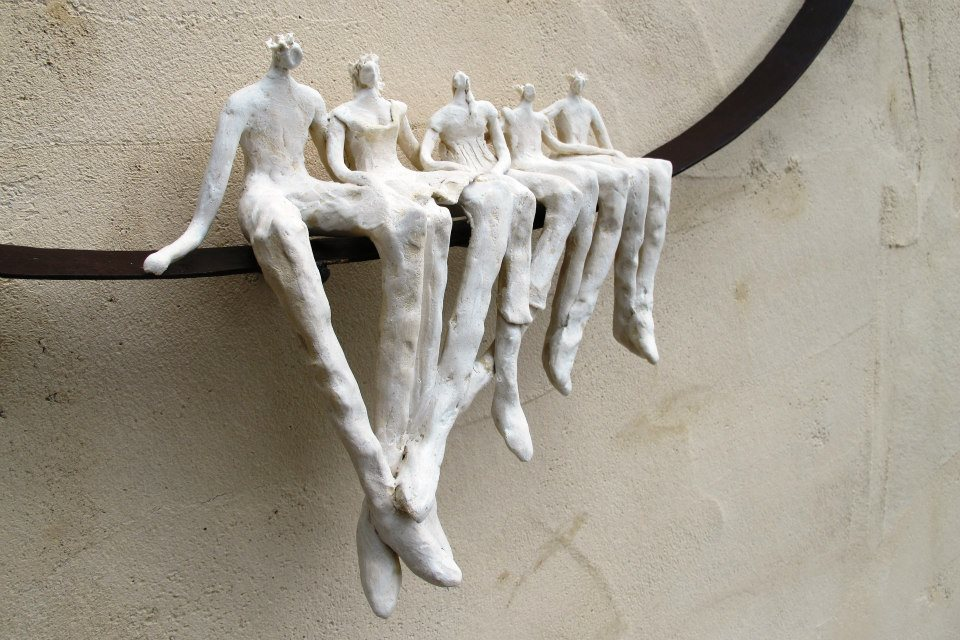 Roser Oter – sculptures figuratives