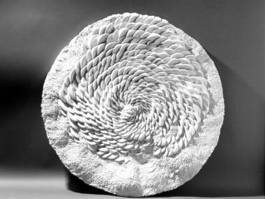 Textile sculptures de Simone Pheulpin – hiver