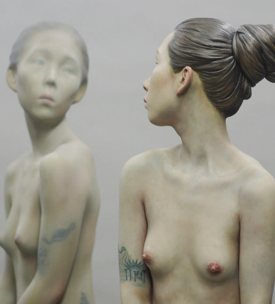 Xooang Choi Solo Show – Musee d'Ansembourg- Liege Belgium – 24 janvier au 14 février 2014