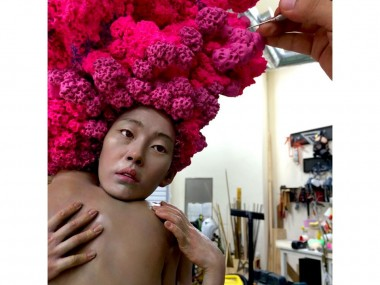 Xooang Choi – dreamers sculpture 2015