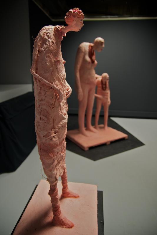 sandrine brillaud – sculptures figuratives