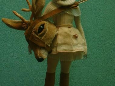 valeria Dalmon – Art dolls textile