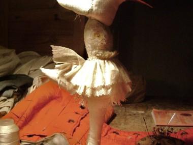 Valeria Dalmon – Carnaval – Textiles sculptures