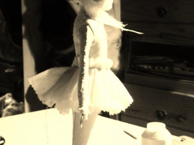 Valeria Dalmon – alunizaje – Textiles sculptures