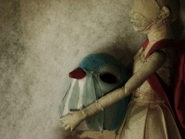Valeria Dalmon – muDanza – Textiles sculptures