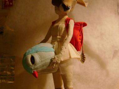 valeria dalmon – textiles sculptures