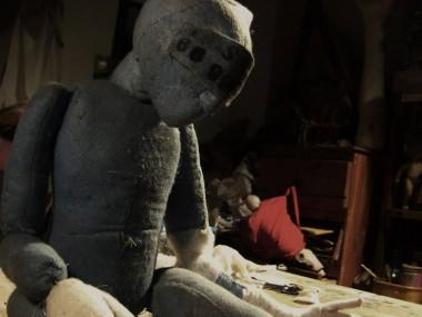 Valeria Dalmon – Textiles sculptures puppets