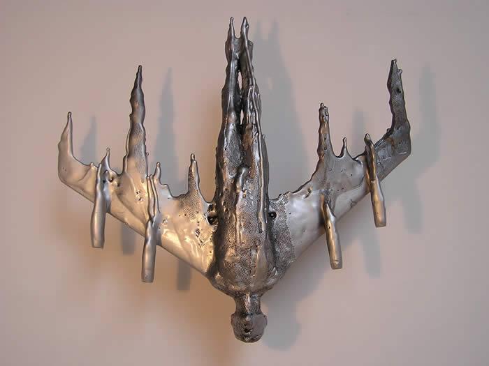 Anna Gillespie – Icarus – Bronze 2007