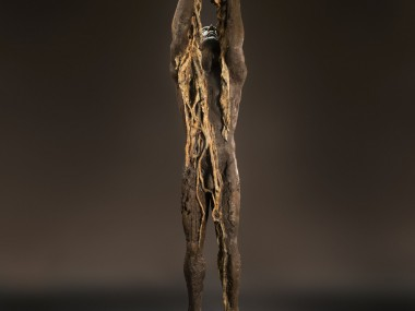Anna Gillespie – Let Heaven Go – Sculptures Bronze