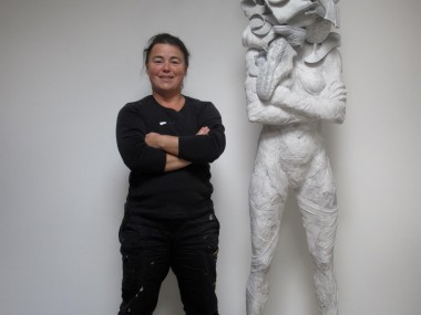 Anna Gillespie – Sculptures