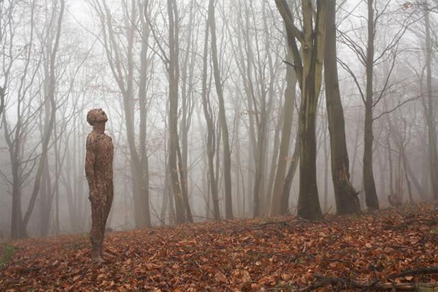 Anna Gillespie - Sculptures