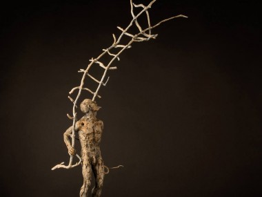 Anna Gillespie – What Now – Bronze Sculptures